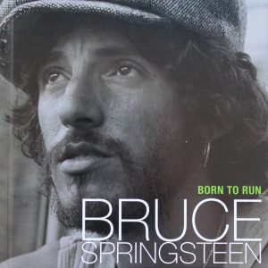 Bruce Springsteen Born to Run CD Booklet