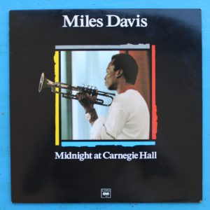 Midnight at Carneggie Hall Vinilo
