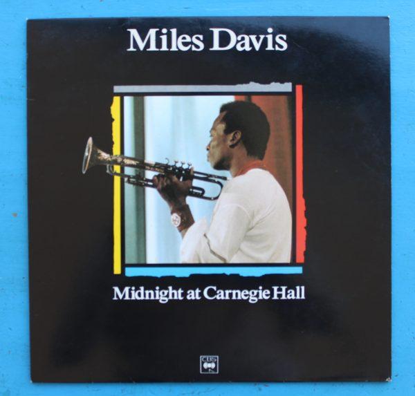 Midnight at Carneggie Hall Vinilo