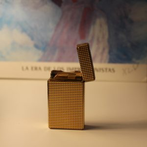 ST Dupont Gold Lighter