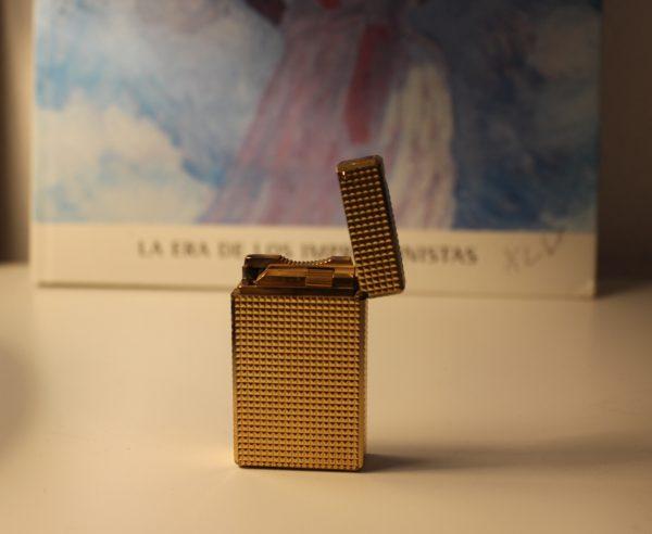ST Dupont Gold Lighter