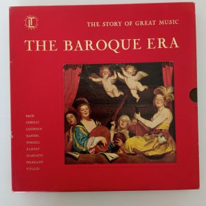 The Baroque Era Vinyl