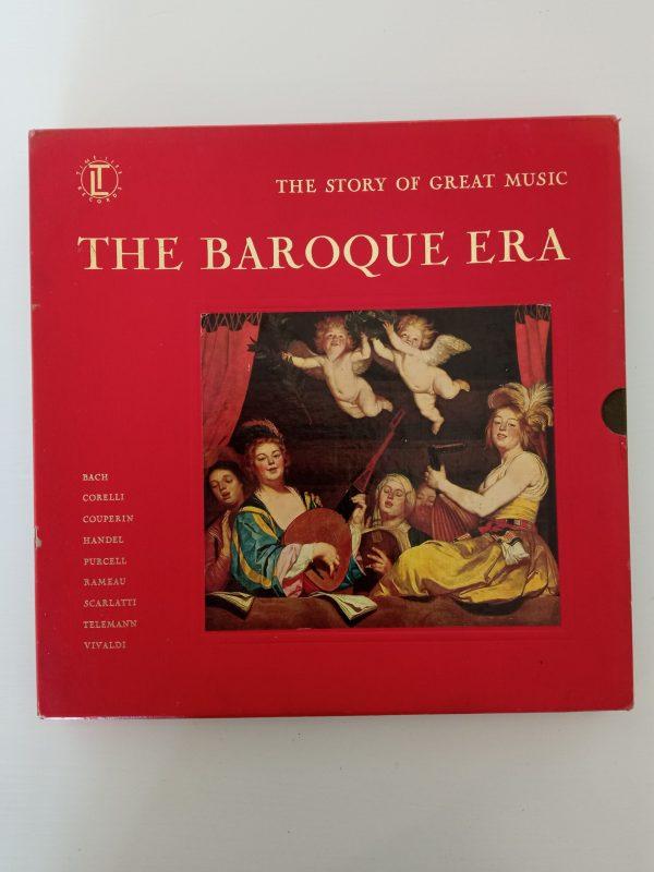 The Baroque Era Vinyl