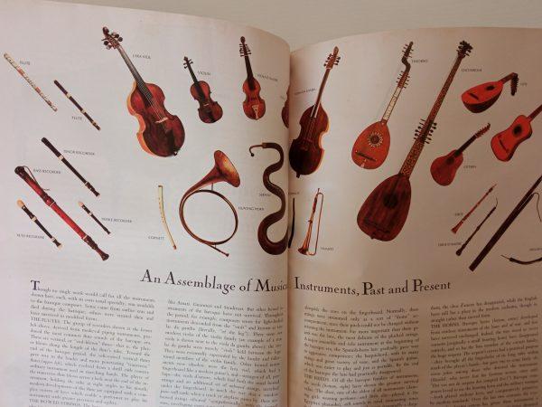 Instruments of the Baroque Era