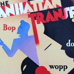 Bop doo-wopp vinyl cover