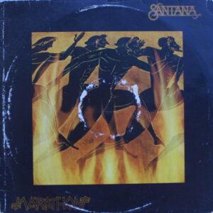Santana Marathon Vinilo